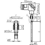 Термометры из платины, из меди технические ТПТ-15 фото