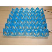 Лотки для яиц пластмассовые многоразовые для инкубаторов птицефабрик фермерских хозяйств фото