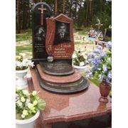Памятники из гранита и мрамора фото