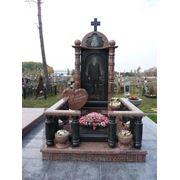 Элитный памятник № 17 фото