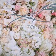 Цветы искусственные Real Touch премиум качества из сенсорного латекса и силикона фото