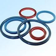 Манжеты, кольца и другие уплотнительные элементы из полиуретана фото
