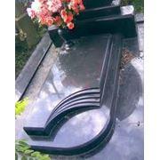 Надгробия гранитные (Образец 550) фото