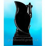 Фигурные памятники из гранитнв Житомир(Образцы №343) фото