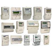 Электросчетчики электронные многотарифные фото