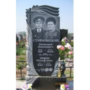 Памятники из гранита Житомир(Образцы №309) фото
