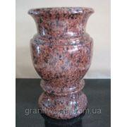 Гранитные вазы Житомир (Образец 589) фото