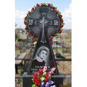 Одинарные памятники Житомир (Образцы №288) фото