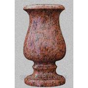 Гранитные вазы от производителя (Образец 580) фото