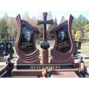 Ваза. Габбро-диабаз Буинск, Татарстан купить памятник на кладбище Грязовец