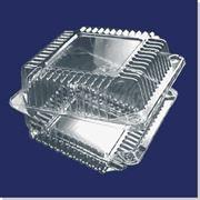 Упаковка из пластика. Универсальная упаковка для салатов овощей грибов холодных закусок перепелиных яиц фото