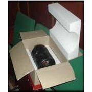 Упаковки разной формы(из пенопласта) фото