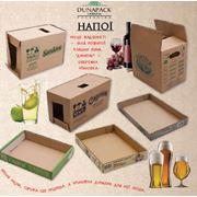 Упаковка из бумаги и картона. Гофротара (производство и реализация упаковки из гофрокартона по размерам заказчика - гофроящики гофрокороба гофролотки) фото