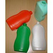 Пластмассовая упаковка для бытовой химии.Упаковка для биохимии фото