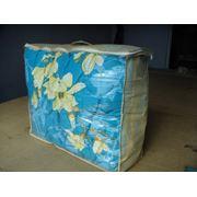 Упаковка из ПВХ/спанбонд для одеял пледов фото