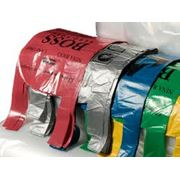Пакеты полиэтиленовые с логотипом. Упаковка из полиэтилена. фото