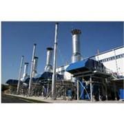Электростанции газотурбинные фото