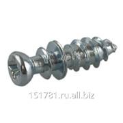 Дюбель для полкодержателя TI01 ,L=12 мм сталь, цинковое покрытие фото