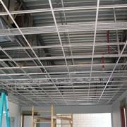 Устройство реечных потолков до 10 кв.м фото