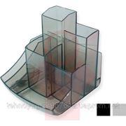 Подставка канц.' дымчатая' пластик/ПН-2-SP (36136)
