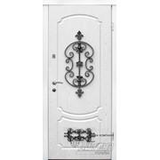 PRESTIGE(АП) качественные стальные двери Abwehr из гнутого профиля фото