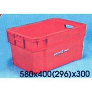 Ящик 580*400(296)*300 фото