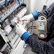 Обслуживание электрических сетей и электроустановок фото