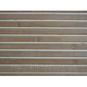 Бамбуковые обои, полосатые 17/5 и 17/8 мм, ширина рулона — 1.0 и 1.5 м