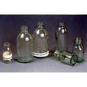 Бутылки стеклянные для крови фото