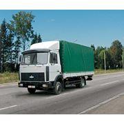 Бортовой грузовик МАЗ-4370 фото