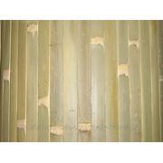 Бамбуковые обои бледно-зеленые, 0,9/1,5/2,0/2,5м высота,17мм шир.планки