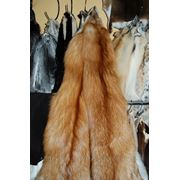 Мех лисы голд Канада (шкурки выделанные) неокрашенный. Отправка по Украине наложенным платежом. фото
