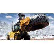 Колесосъемник для колес 320 тонных самосвалов фото