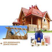 Защита древесины (Сенеж) фото