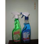 Моющие средства для стекол курок и запаска фото