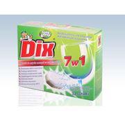 Таблетки для посудомоечных машин DIX фото