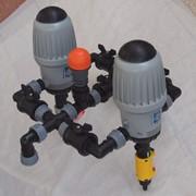 Системы капельного полива для теплиц, Система фертигации для теплиц фото