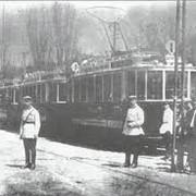 Восстановление трамвайных рельсов фото