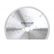Пильные диски Karnasch - Универсальные пильные диски по алюминию (диаметр 260) фото