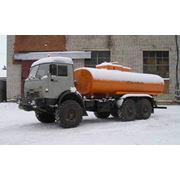 Автотопливозаправщик V-12 м3 на шасси Камаз 43118 фото