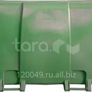 Пластиковая крышка для мусорного контейнера Арт.Крышка для MGB-1100