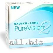 Линзы Bausch&Lomb PureVision 2 HD сила от -12,00 фото