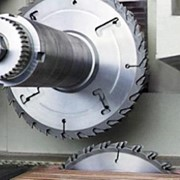 Двухвальный круглопильный станок ProfiRip KRD 310 фото