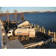 ГАЗОВОЗ АЦТ10УН на база КАМАЗ 53229 2007 г 10м3двустенный фото