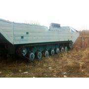Плавующий транспортер ПТС 2 фото