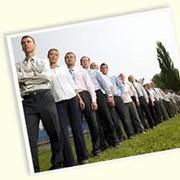Подбор массовый персонала фото