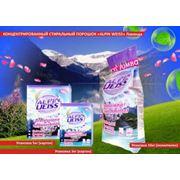 Безфосфатные стиральные порошки ТМ «Alpin Weiss» купить Киев фото