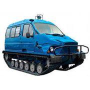 Гусеничный снегоболотоход ГАЗ- 3409 БОБР фото