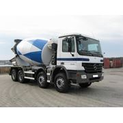Mercedes Benz 3236 Concrete Mixer фото