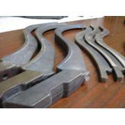 Колосник джинный линтерный тонкостенные отливки сложной конфигурации весом от 005 до 50 кг фото